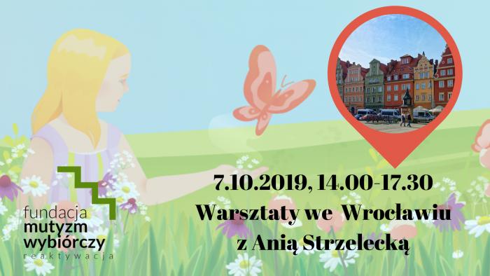 Warsztaty we Wrocławiu, 7.10.2019r.